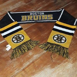 NHL Boston Bruins scarf